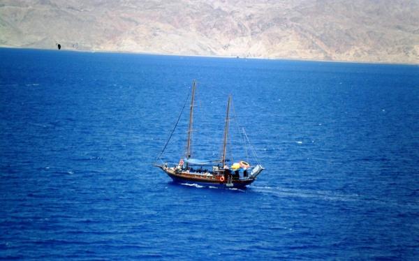Эйлатский залив райский уголок Красного моря, Израиль