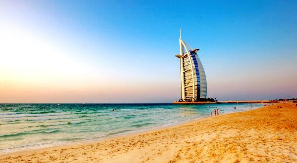 Отель Бурдж-Аль-Араб, Дубай, ОАЭ