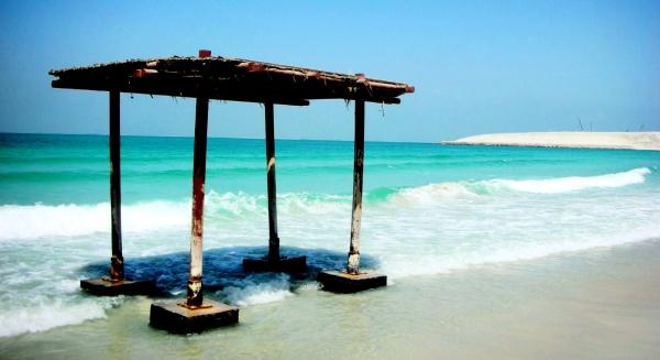 Удивительные пляжи Дубая