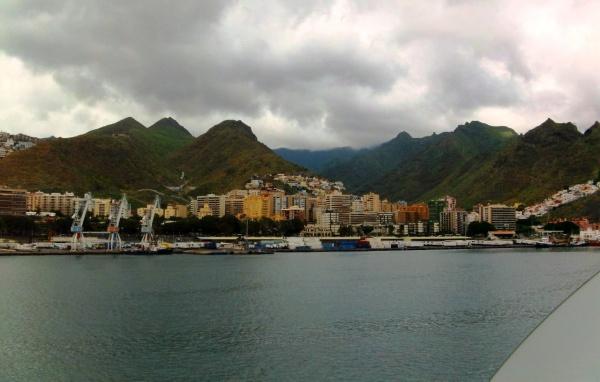 Тенерифе - это один из островов Испании