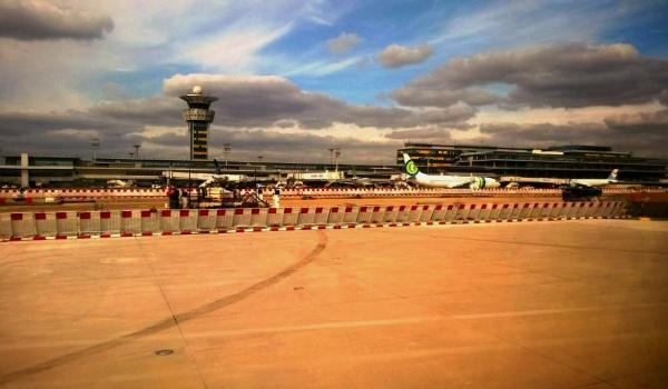 Париж, аэропорт Орли