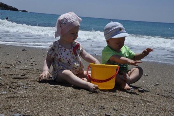 Пляжи вас устроят везде