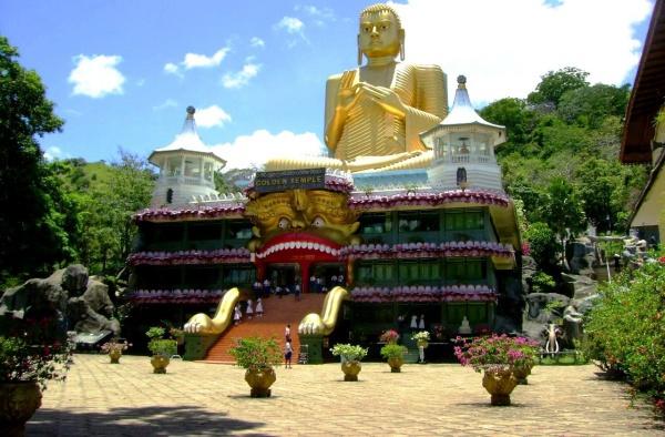 Шри Ланка весной (апрель)