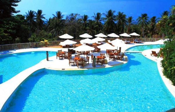 Отель Evason Phuket пятизвездочный на Пхукете