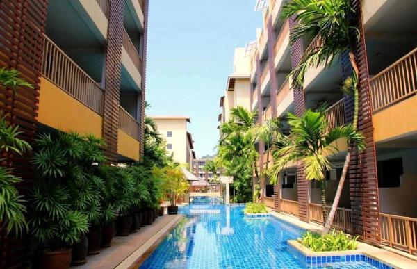 Многоэтажный отель Pgs Hotels Casa Del Sol на Пхукете