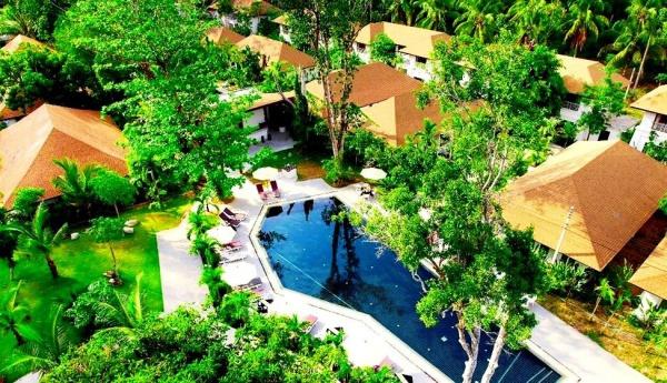 Отель Nai Yang Beach Resort четырехзвездочный
