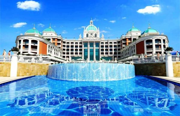 Отличный отель Litore Resort Hotel Spa пятизвездочный