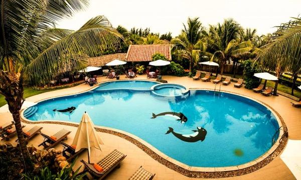 Один из лучших отелей - The Pegasus Resort 4 звезды