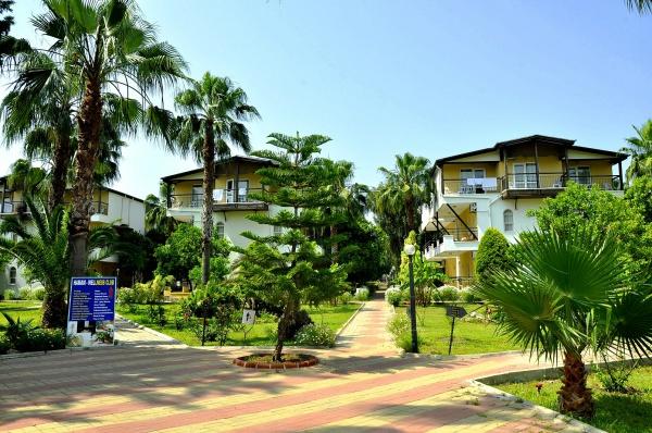 Четырехзвездочный отель Club Serena Beach в Турции