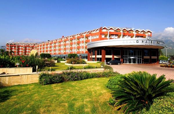 Отель Турции Grand Haber Hotel 5 звезд
