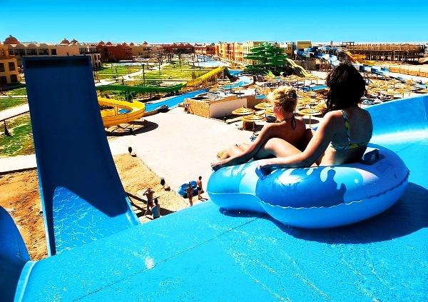 Отель Titanic Beach Spa Aqua Park пять звезд