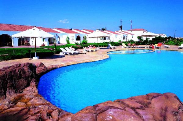 Отель пять звезд с собственным пляжем, - Sheraton Sharm Resort