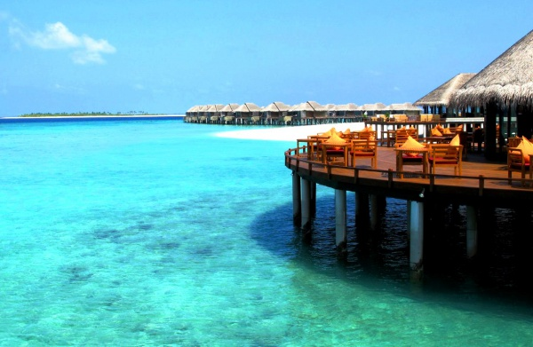Отель 5 звезд ja Manafaru на Мальдивских островах, Хаа-Алифу Аттол