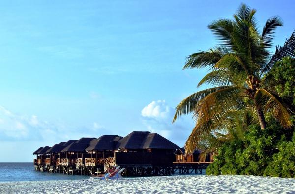 Отель 3 звезды Fihalhohi Island Resort