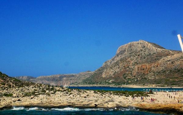 Остров Крит, пляж Балос