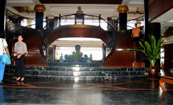 Отель KRABI LA PLAYA RESORT четырехзвездочный на острове Краби