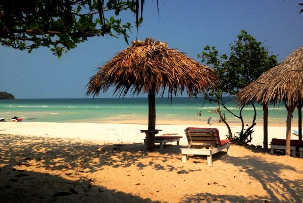 Пляж Бай-Сао - это райский уголок острова Фукуок