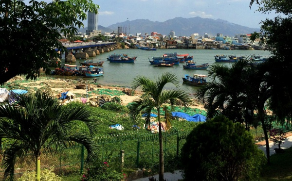 Вьетнам, курорт Нячанг в июле 2018 года