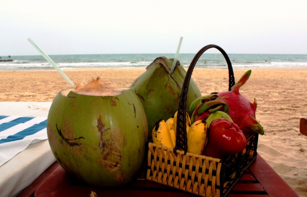 Курорт Фантьет, отдых на пляже Муйне