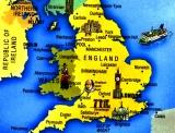 Где находится Англия?