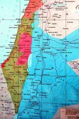 Где находится Израиль?