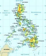 Где находятся Филиппины?