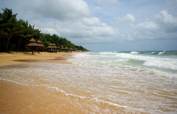 На острове Фукуок во Вьетнаме в декабре высокий сезон
