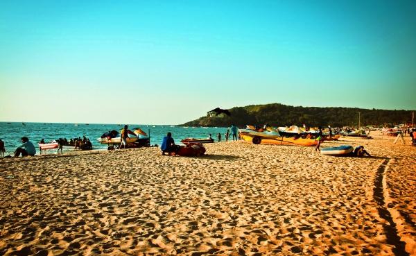 Где лучше отдыхать на Гоа? Конечно же на пляжах, но сезон нужно ловить