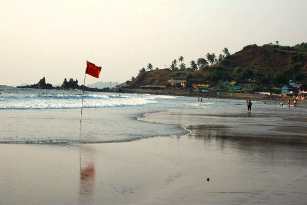 Лучше одни раз побывать на пляжах Гоа, чем сто раз услышать