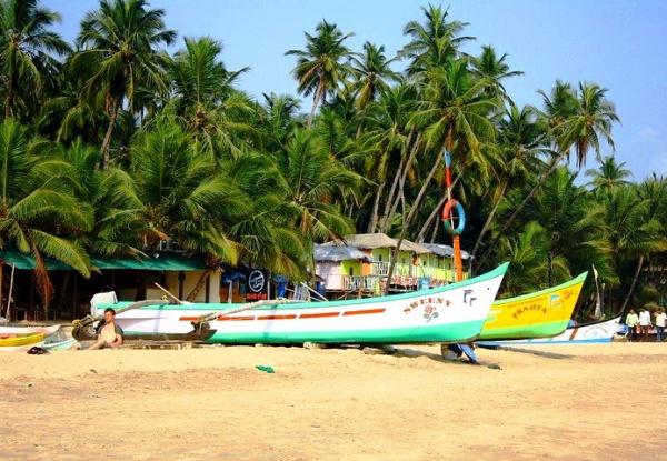 Отдыхать на пляжах Гоа в ноябре можно вечно