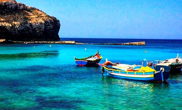 Отдых на Мальте, Средиземное море