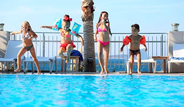 Детям очень понравится отдых в Испании