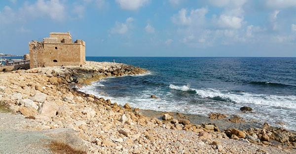 Необыкновенные пляжи Кипра