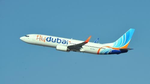 Самолет в Дубаи