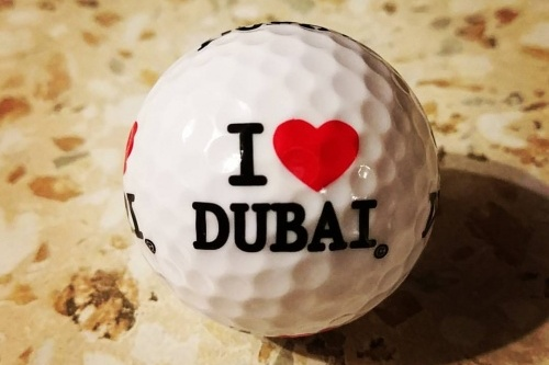 Сувенир из Дубая