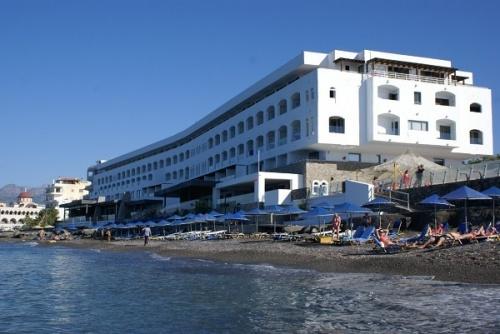 Иерапетра, Отель