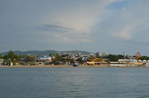 Анапа, центральный пляж