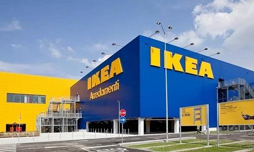 Производитель мебели IKEA