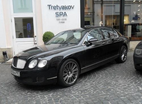 Bentley, Великобритания
