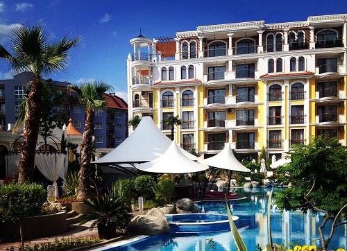 Отель Harmony Suites SPA 3*, Болгария