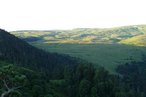 Экскурсия Лаго Наки - плато на Западном Кавказе