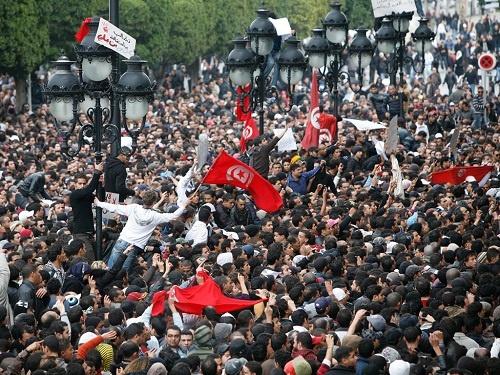 Революция в Тунисе в 2011 г.