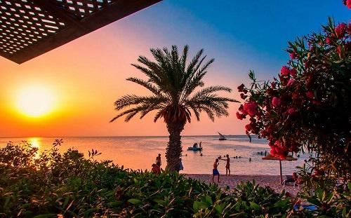 Места для отдыха в Тунисе
