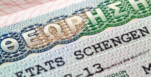 Получение визы для поездки в Грецию