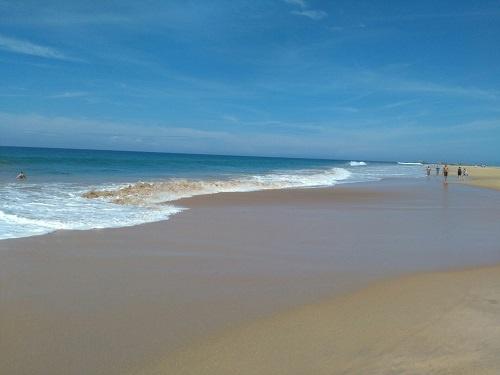 пляж Наригама, Хиккадува