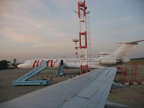 Аэропорт Анапы Витязево