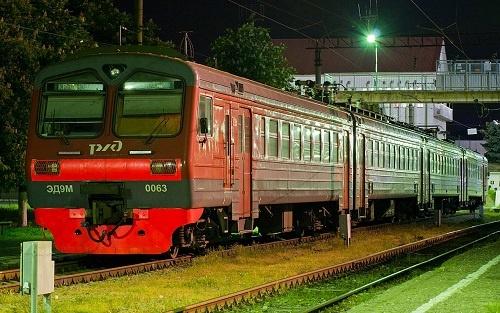 Станция Горячий Ключ