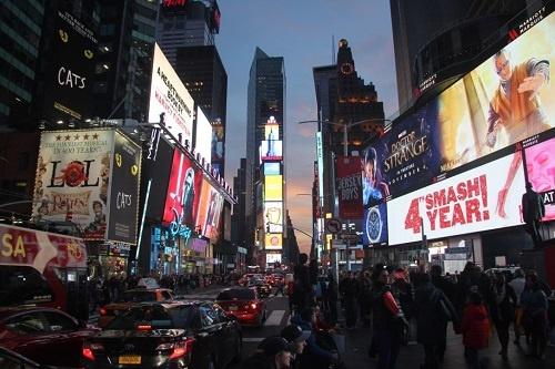 Манхэттен Бродвей