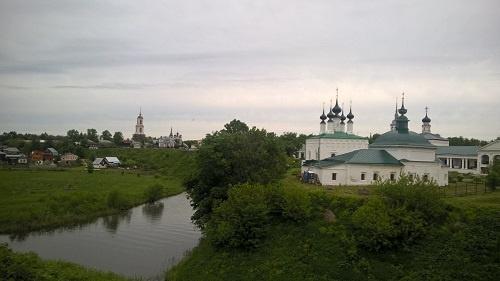Владимирская область, город Суздаль