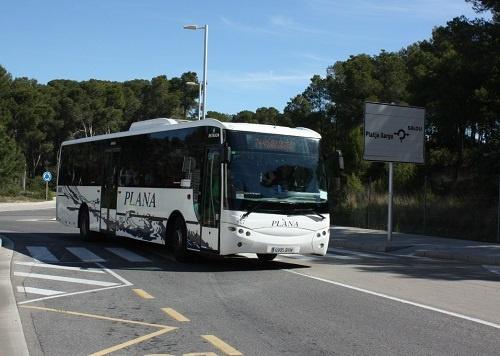 Автобусы BUS PLANA